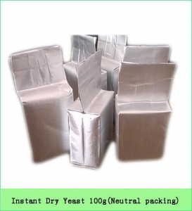 China Instant Dry Yeast 100g (neutral packing) on sale