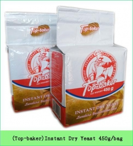 China Top-baker Instant Dry Yeast 450g on sale