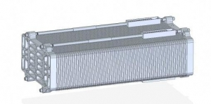 China Fuel cell 30KW stack on sale
