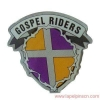 China Gospel Lapel Pins for sale
