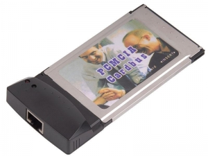 China Electronic Accessories PCMCIA Cardbus Adapter network card 10/100 Mbit LA on sale