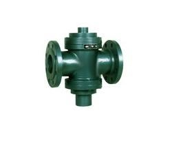 China Trap series Self-reliance type flow control balancing valve on sale