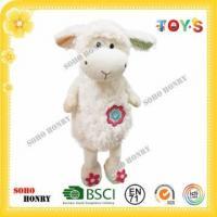 TOYS Custom Plush Children Animal Backpack Bag Sheep Shape