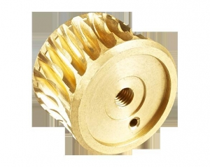 China Metallurgical machinery worm gear on sale