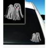 China Dogs Maltese 2 Rhinestone Car Decal: Wholesale Products for sale