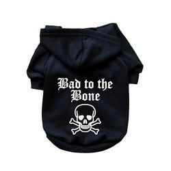 China Dogs Bad to the Bone- Dog Hoodie: Wholesale Products on sale