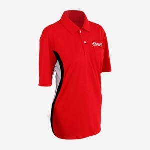 China 100% polo t-shirt design custom sublimation printing waiter T-shirt uniform-DMJ-UN030 on sale