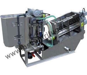 China Sludge Dewatering Machine on sale