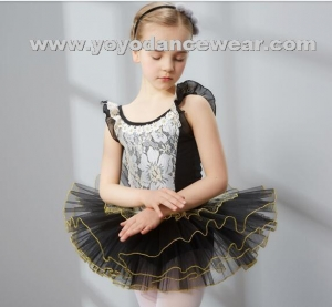 China C0015Performance dance costume with beautiful lace-MULTI COLORS on sale