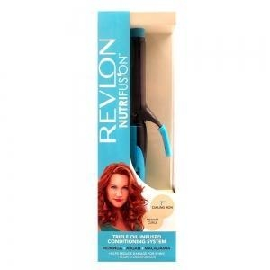 China Revlon Nutrifusion 1 Conditioning Curling Iron - RVIR1112 on sale