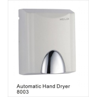 Automatic Hand dryer Product Code8002  Brand Name :Meldi