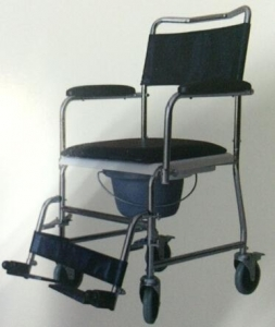 China Commode Chair Steel Commode Chair RA-CC001 on sale