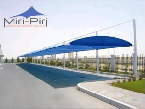China Tensile Car Parking on sale