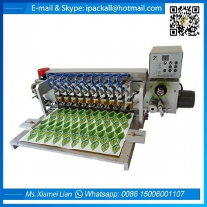 China NY-806A Manual Expiry Date Coder Machine for Label Printing on sale