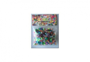 China DIY Pearl Clay Toy Assorted Colour Fuse Bead (BE12005) on sale