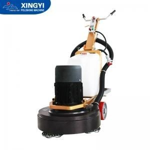 China hot selling concrete surface grinding machine price list on sale