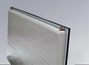 China Integrated back sheet solar collector on sale