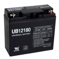 China 12 Volt 18 ah Alarm Battery replaces 17ah Power Patrol SLA1117 on sale