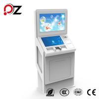 Smart Self Service Terminal Device Self Service Ticket Machine