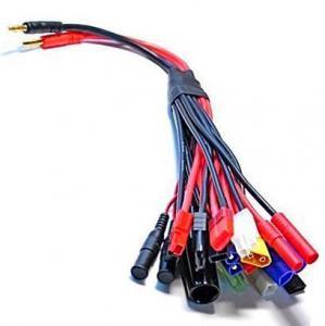 China Multi-19 Mega Charge Plug Adapter on sale