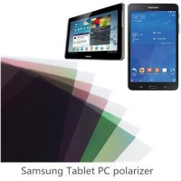 China For Samsung tablet PC AMOLED&LCD Polarizer film T311 N5100 P350 T321 T700 T800 P600 P900 on sale