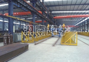 China CYTLMMH Series T-beam Gantry Auto-submerged Arc Welding Machine on sale