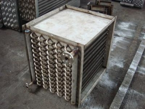 China Fin-tube-radiator on sale