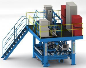 China Membrane Panel Welding Machine on sale