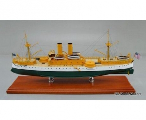 China USS Maine Armored Cruiser Models on sale