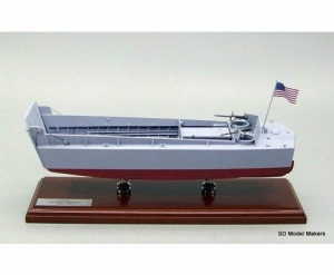 China Landing Craft Vehicle Personnel (LCVP) Models on sale