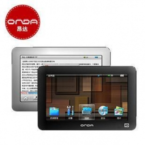 China Onda 4G format HD video output MP5 on sale