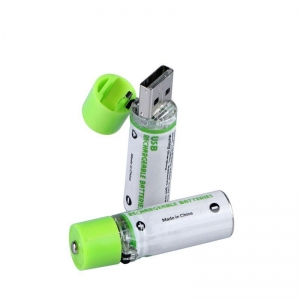 China 1.2V AA USB NIMH RECHARGEABLE BATTERY on sale