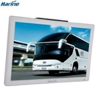 22 Inch Car LCD Monitor Drop Down Monitor with AV Input
