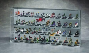 China Acrylic Shelved Display Case on sale