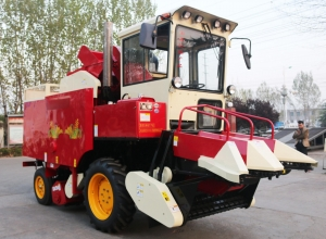 China Direct supply small rice grain combine harvester for sale on sale