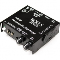 Recording Rolls PM55P Personal Monitor Amplifier with Limiter