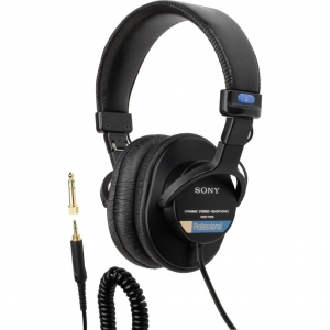 China Recording Sony MDR-7506 Studio Headphones on sale