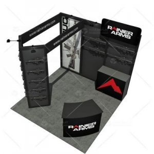 China 10ft Exhibition Stand,Expo Stand Builder In China on sale