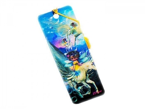 China 3D book mark on sale