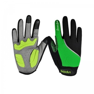 China Polyester full finger sport cycling gloves on sale