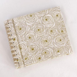 China Golden Roses 12 x 12 Scrapbook on sale