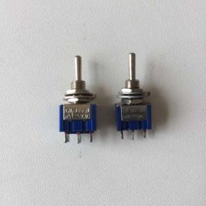 China Delta Robot 3D Printer Miniature Toggle Switch single or double pole on sale