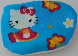 China Animals Kitty & Butterflies Eye Patch on sale
