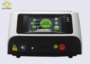 China 30w 980nm Diode Laser Therapy Machine For Hemorrhoids Treatment Painless on sale