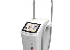 China 1550 nm Laser Acne Scar Removal Machine , Fiber Er Glass Laser Treatment For Wrinkles on sale