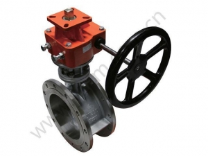 China Worm Gearbox LH Series------Declutch Override Gearbox on sale