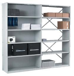 China Shelving Systems Stormor SOLO - Closed Upright Shelving System on sale