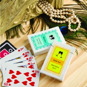 China Design your Own Collection Playing Cards - With Personalized Box on sale