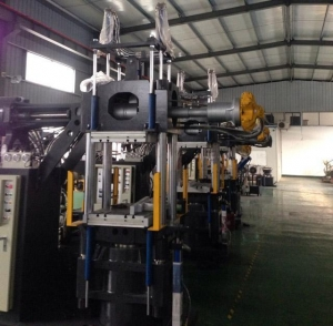 China Rubber injection moulding machine on sale