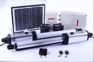 China SolarPlus double swing gate opener KM202 on sale
